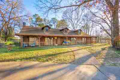 Longview Single Family Home For Sale: 2128 Hamby Rd