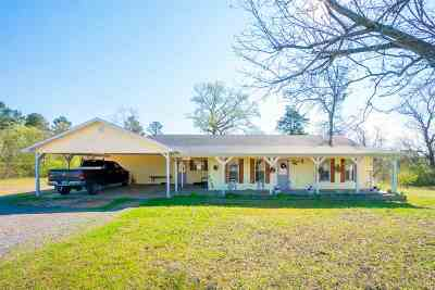Gilmer Single Family Home For Sale: 8092 Us Highway 271