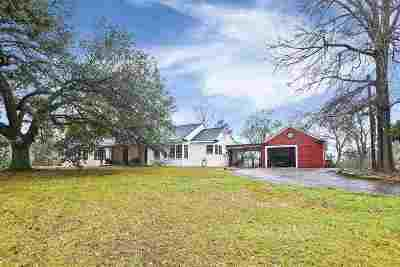 Gladewater TX Single Family Home For Sale: $332,900