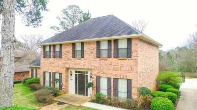 Longview Single Family Home For Sale: 3220 Crenshaw St