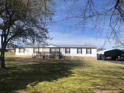 Gilmer Manufactured Home Active, Option Period: 4731 Fm 1650