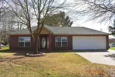 Kilgore Single Family Home For Sale: 2771 W Fm 1252