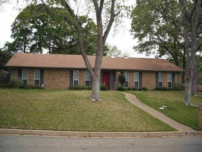 Longview Single Family Home For Sale: 3025 Keystone