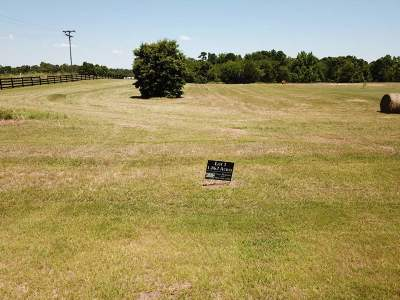 Gilmer Residential Lots & Land For Sale: Lot 1 Jacobin Creek Dr