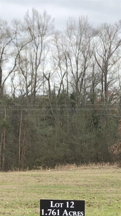 Gilmer Residential Lots & Land For Sale: Lot 12 Jacobin Creek Dr