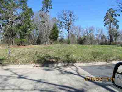 Longview Residential Lots & Land For Sale: Fenton Dr.