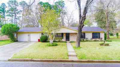 Longview Single Family Home For Sale: 703 Mockingbird Ln