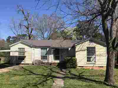 Kilgore Single Family Home For Sale: 501 Peterson