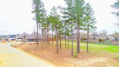 Longview Residential Lots & Land For Sale: 4022 Hidden Hills Circle