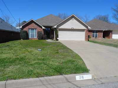 White Oak Single Family Home For Sale: 26 Oak Leaf