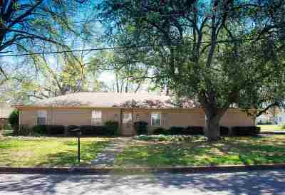 Longview TX Single Family Home For Sale: $98,000