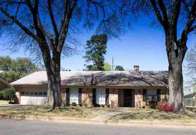 Longview Single Family Home For Sale: 503 Sheffield