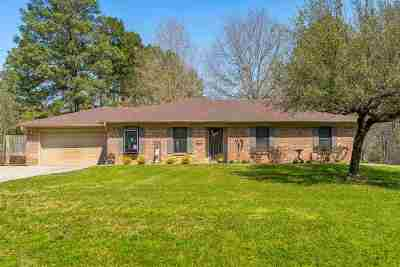Longview Single Family Home For Sale: 106 Heather Ln