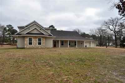 Upshur County Single Family Home For Sale: 157 Eagle Landing