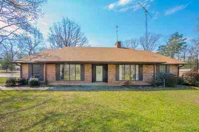 Kilgore Single Family Home Active, Cont Upon Loan Ap: 606 Hillburn Rd