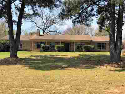 Longview Single Family Home For Sale: 318 Dalee Drive
