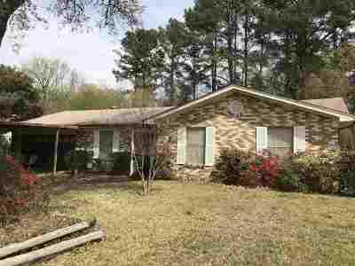Longview TX Single Family Home For Sale: $95,000