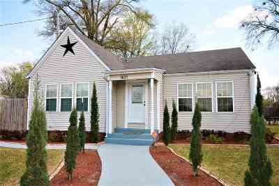Longview Single Family Home For Sale: 1620 S Mobberly