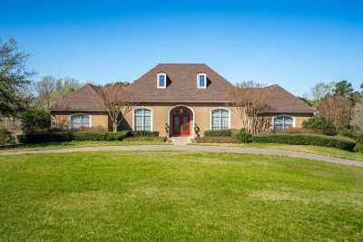Hallsville Single Family Home For Sale: 255 Timberlake Ranch Rd