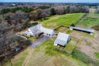 Longview Single Family Home For Sale: 3215 Country Club Rd E