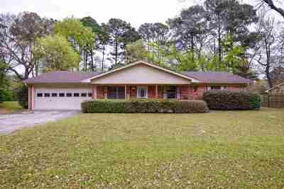 Longview TX Single Family Home For Sale: $139,900