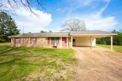 Kilgore Single Family Home Active, Option Period: 11712 N County Road 281