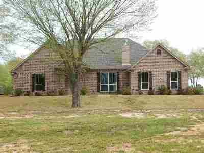 Gilmer Single Family Home Active, Option Period: 1848 Catbird Rd