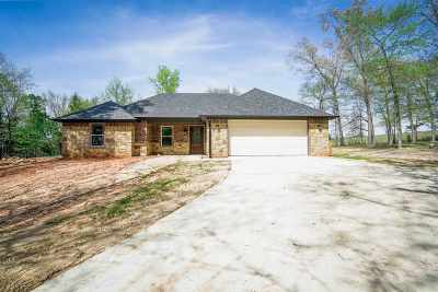 Gladewater TX Single Family Home Active, Cont Upon Loan Ap: $249,900