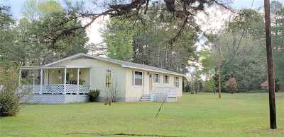 Ore City Single Family Home For Sale: 11537 Violet Rd