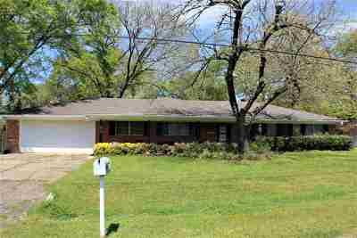 Longview TX Single Family Home Active, Cont Upon Loan Ap: $135,000
