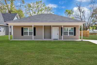 Gladewater TX Single Family Home For Sale: $121,000