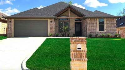 Single Family Home For Sale: 2502 Oasis Dr