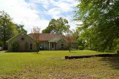 Ore City Single Family Home For Sale: 104 Forest