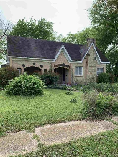 Gladewater TX Single Family Home For Sale: $95,000
