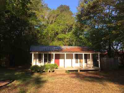 Waskom Single Family Home For Sale: 415 Elysian Fields Rd