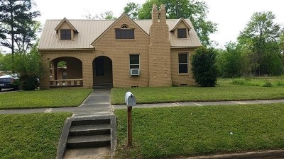 Longview TX Single Family Home For Sale: $85,000