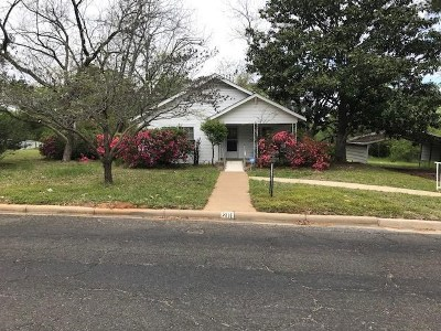 Single Family Home Active, Option Period: 801 E Lake Drive