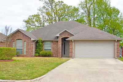 Hallsville Single Family Home Active, Cont Upon Loan Ap: 110 Wood Duck Ln