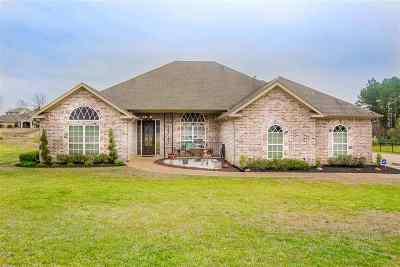 Hallsville Single Family Home For Sale: 123 Rutland Dr
