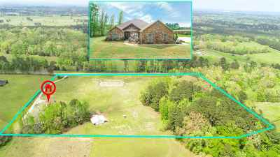 Gregg County Single Family Home For Sale: 6780 Fm 2204
