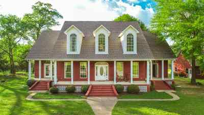 Gilmer Single Family Home For Sale: 3254 Nutmeg