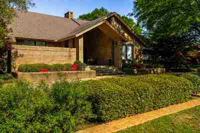 Longview Single Family Home For Sale: 5 Oak Forest Dr