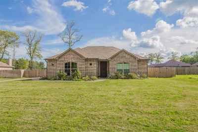 Hallsville Single Family Home For Sale: 700 Karabeth Ln