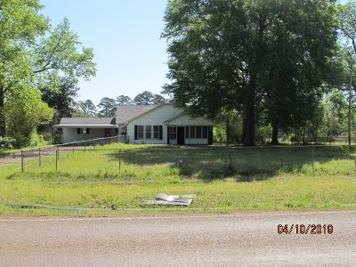 Marshall Single Family Home For Sale: 4641 S Fm 2199