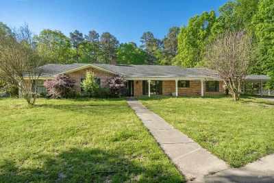Longview Single Family Home For Sale: 530 E Bar K Ranch