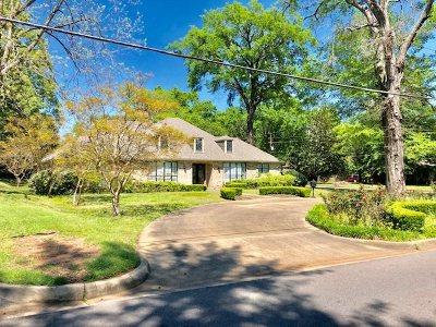 Kilgore Single Family Home Active, Cont Upon Loan Ap: 1221 Houston