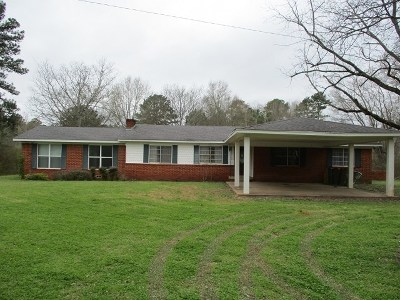 Henderson Single Family Home For Sale: 344 County Road 105 D