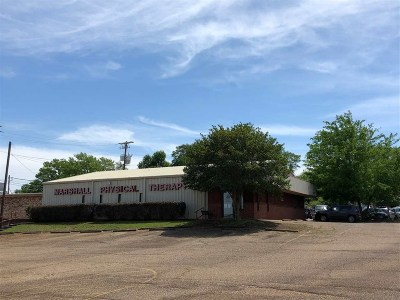 Harrison County Commercial For Sale: 908 Bomar St