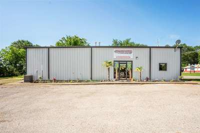Gilmer Commercial For Sale: 1211 Titus