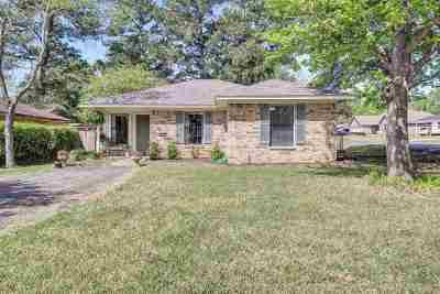 Longview TX Single Family Home For Sale: $105,900